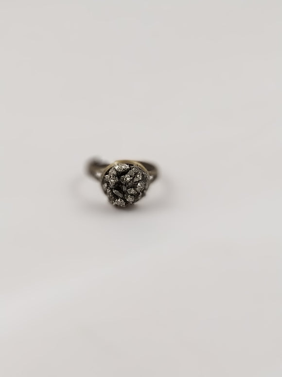 Ring - Pyrite Ring - adjustable