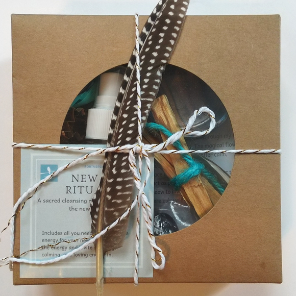 New Baby Ritual Kit reiki infused