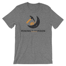 Mining to the Moon t-shirt