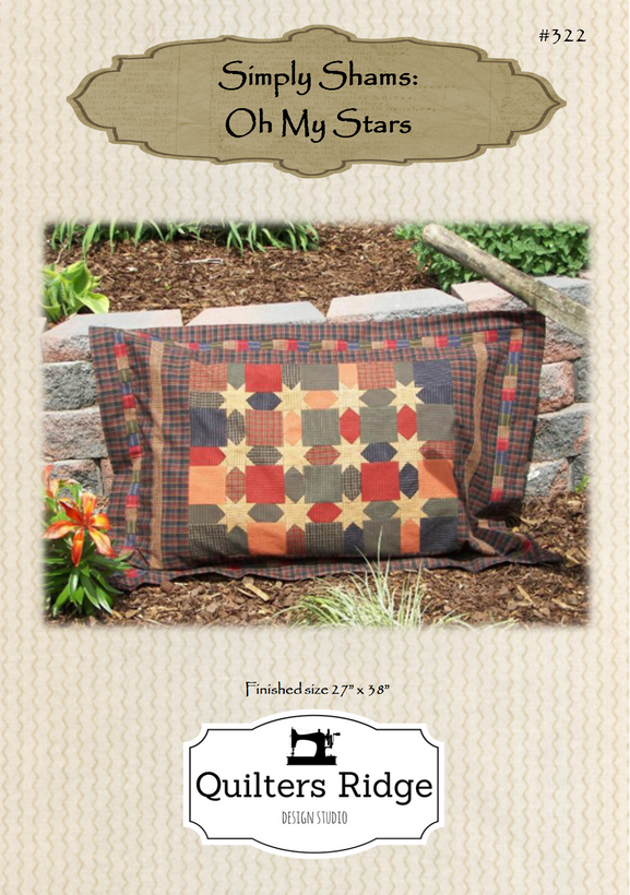 Simply Pillow Shams Patterns