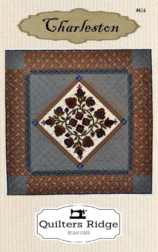 Quilt Patterns with Wool Applique