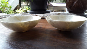 Capiz Shell Candy/Nuts Dish (Small) - Set of 2