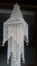 Victoria Square Long Nassa Chandelier Shade