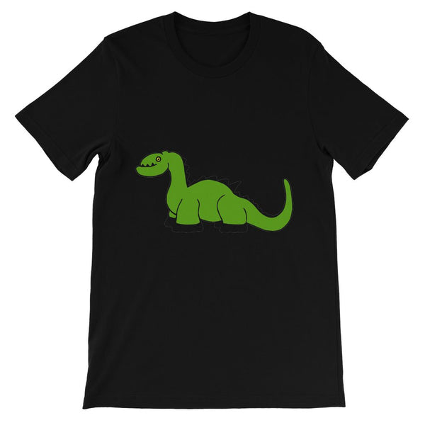 Green Kid  Dinosaur Kids' T-Shirt
