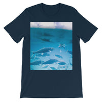 Fishes under water Kids' T-Shirt