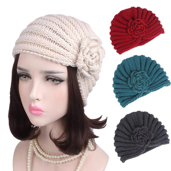 d6910080c7b ... 2017 New Women winter wool knitted beanies Warm hats for Women s Winter  Hat and caps Gorros ...