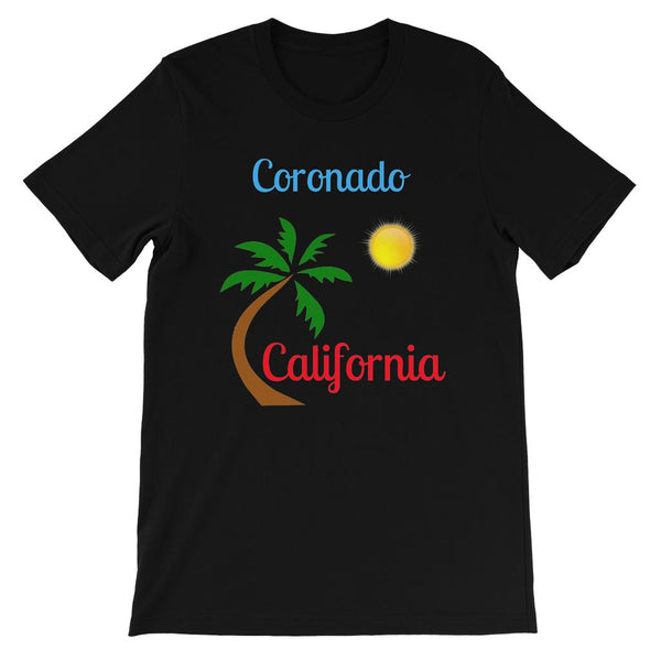 Coronado California Kids' T-Shirt