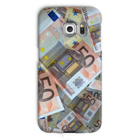 50 Euro Banknotes Phone Case Galaxy S6 Edge / Snap Gloss & Tablet Cases