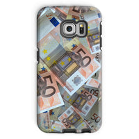 50 Euro Banknotes Phone Case Galaxy S6 Edge / Tough Gloss & Tablet Cases
