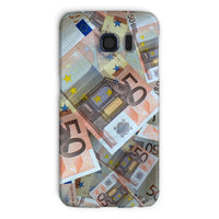 50 Euro Banknotes Phone Case Galaxy S6 / Snap Gloss & Tablet Cases