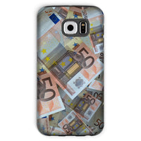 50 Euro Banknotes Phone Case Galaxy S6 / Tough Gloss & Tablet Cases