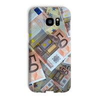 50 Euro Banknotes Phone Case Galaxy S7 Edge / Snap Gloss & Tablet Cases