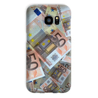 50 Euro Banknotes Phone Case Galaxy S7 / Snap Gloss & Tablet Cases