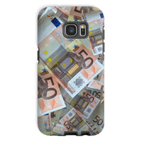 50 Euro Banknotes Phone Case Galaxy S7 / Tough Gloss & Tablet Cases