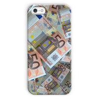 50 Euro Banknotes Phone Case Iphone 5C / Snap Gloss & Tablet Cases