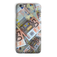 50 Euro Banknotes Phone Case Iphone 6 Plus / Snap Gloss & Tablet Cases
