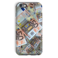 50 Euro Banknotes Phone Case Iphone 6 Plus / Tough Gloss & Tablet Cases