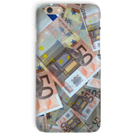 50 Euro Banknotes Phone Case Iphone 6 / Snap Gloss & Tablet Cases