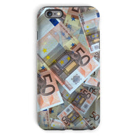 50 Euro Banknotes Phone Case Iphone 6S Plus / Tough Gloss & Tablet Cases