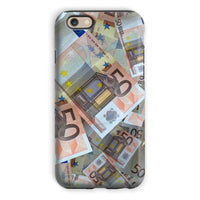 50 Euro Banknotes Phone Case Iphone 6S / Tough Gloss & Tablet Cases