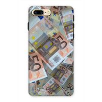 50 Euro Banknotes Phone Case Iphone 7 Plus / Tough Gloss & Tablet Cases