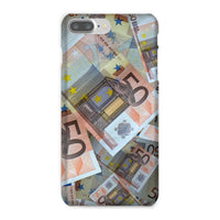 50 Euro Banknotes Phone Case Iphone 8 Plus / Snap Gloss & Tablet Cases