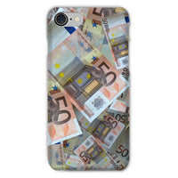 50 Euro Banknotes Phone Case Iphone 8 / Snap Gloss & Tablet Cases