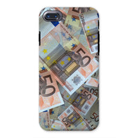 50 Euro Banknotes Phone Case Iphone 8 / Tough Gloss & Tablet Cases