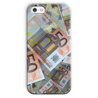 50 Euro Banknotes Phone Case Iphone Se / Snap Gloss & Tablet Cases