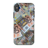 50 Euro Banknotes Phone Case Iphone X / Tough Gloss & Tablet Cases