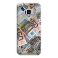 50 Euro Banknotes Phone Case Samsung S8 Plus / Snap Gloss & Tablet Cases