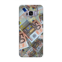 50 Euro Banknotes Phone Case Samsung S8 Plus / Tough Gloss & Tablet Cases
