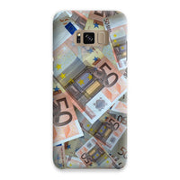 50 Euro Banknotes Phone Case Samsung S8 / Snap Gloss & Tablet Cases