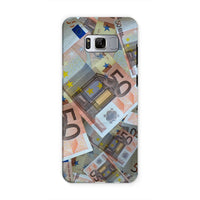 50 Euro Banknotes Phone Case Samsung S8 / Tough Gloss & Tablet Cases