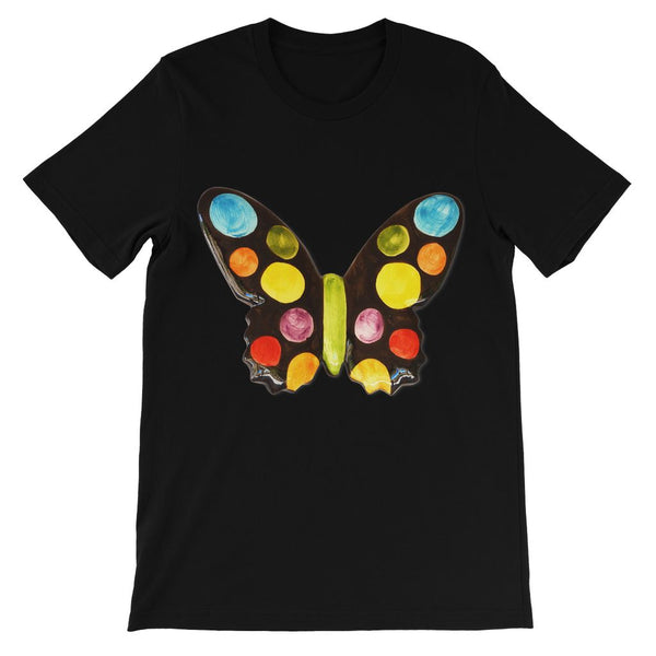 Painted Butterfly Kids' T-Shirt