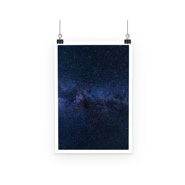 A Galaxy Of Stars In The Sky Poster A3 Wall Decor