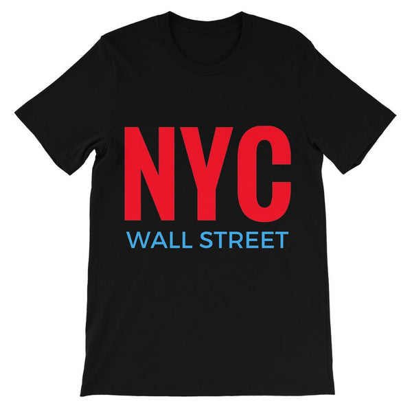 NYC Wall Street Kids' T-Shirt