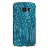 Abstract Blue Starry Sky Phone Case Galaxy S6 / Snap Gloss & Tablet Cases
