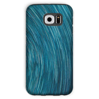 Abstract Blue Starry Sky Phone Case Galaxy S6 / Tough Gloss & Tablet Cases