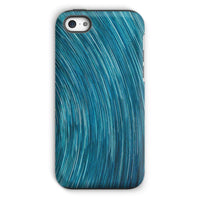 Abstract Blue Starry Sky Phone Case Iphone 5C / Tough Gloss & Tablet Cases