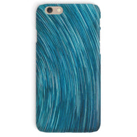 Abstract Blue Starry Sky Phone Case Iphone 6 / Snap Gloss & Tablet Cases