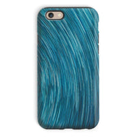 Abstract Blue Starry Sky Phone Case Iphone 6 / Tough Gloss & Tablet Cases