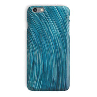 Abstract Blue Starry Sky Phone Case Iphone 6S Plus / Snap Gloss & Tablet Cases