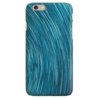 Abstract Blue Starry Sky Phone Case Iphone 6S / Snap Gloss & Tablet Cases