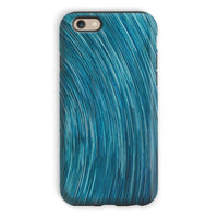 Abstract Blue Starry Sky Phone Case Iphone 6S / Tough Gloss & Tablet Cases
