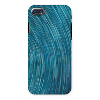 Abstract Blue Starry Sky Phone Case Iphone 7 / Tough Gloss & Tablet Cases
