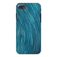 Abstract Blue Starry Sky Phone Case Iphone 8 / Tough Gloss & Tablet Cases