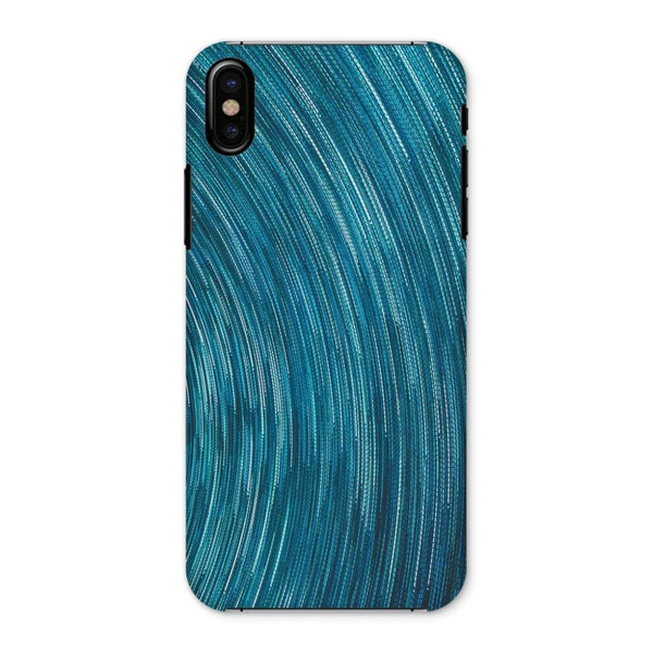 Abstract Blue Starry Sky Phone Case Iphone X / Snap Gloss & Tablet Cases