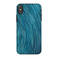 Abstract Blue Starry Sky Phone Case Iphone X / Tough Gloss & Tablet Cases