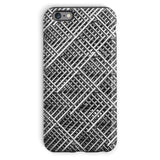 Abstract Gray Geometrical Phone Case Iphone 6 Plus / Tough Gloss & Tablet Cases